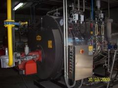 Contrato anual mantenimiento caldera y quemador