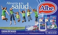 Los ni�os crecen con nuestros productos saludables