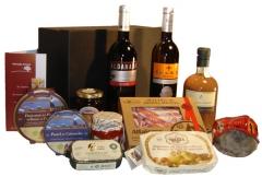 Pack de regalo y cestas de navidad para empresas y particulares