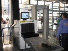 Control de accesos- detectores de metales y rayos x