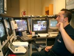 Videovigilancia - puestos de control