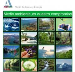 AGALEUS - Medioambiente y Energ�a - NUESTRO COMPROMISO