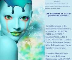 AGALEUS - En Argentina se celebr� el d�a mundial de MEDIO AMBIENTE esta es una creaci�n de su imagen