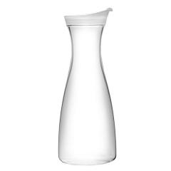 Jarra botella blanca 1 litro en lallimona.com