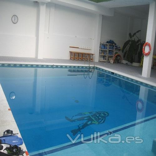 mantenimiento de piscinas en benalmadena