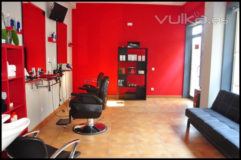 Foto de peluquer a caballeros chik o foto 3 - Decoracion de peluquerias fotos ...