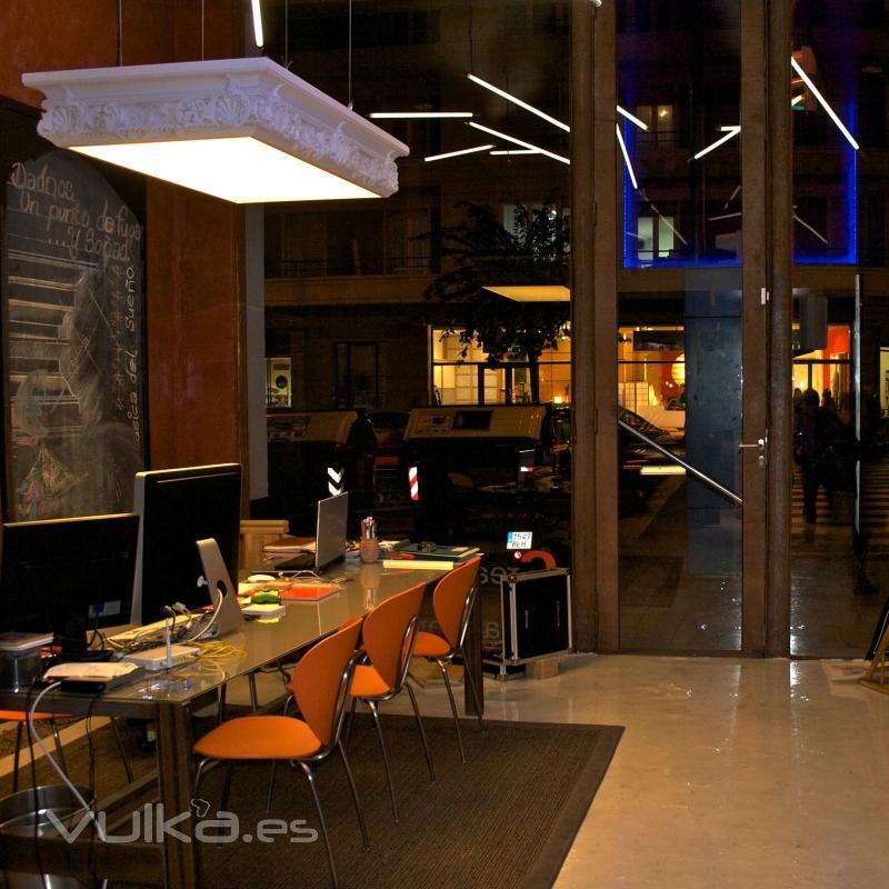 Duodak estudio taller vizcaya bilbao alameda urquijo for Decoradores de interiores en bilbao