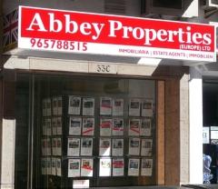 Oficina Abbey Properties Ltd, c/ Patricio Ferrandiz, 33c