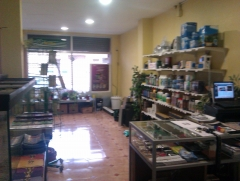 Tienda barely grow