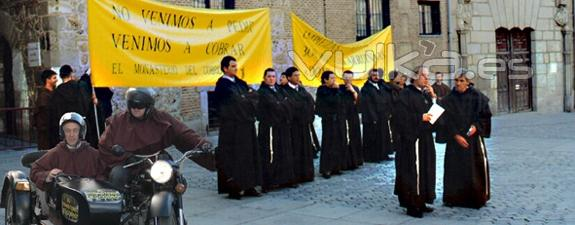 el Monasterio Del Cobro Madrid
