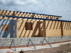 Casas de madera moreno c.b. - foto 22