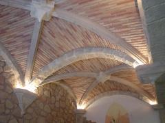Revestimentos de paredes, muros sint�ticos decorativos