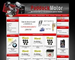 Accesorios y recambios para moto y quad