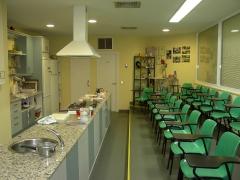 Aula de cocina albahaca
