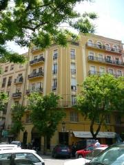 Proyecto de reparaci�n de fachada en valencia.