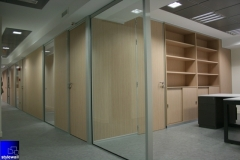 Mamparas para oficinas divisorias desmontables stylewall by stylewall