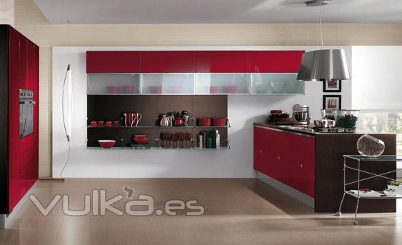 Foto: Muebles de cocina Scavolini en Valencia