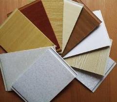 Panel en PVC para recubrir paredes, techos y cámaras frigoríficas.