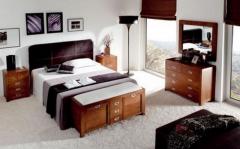 Set  dormitorio teca