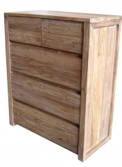 mobiliario madera  reciclada