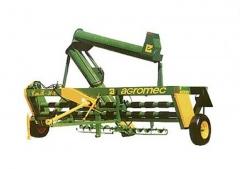 Extractora de granos cmr 3000