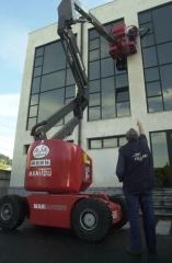 Limpieza fachadas santander cantabria