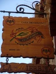 La hierbita, p�delo en www.motoreparto.com