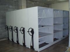 Mobiliario para archivos m�viles