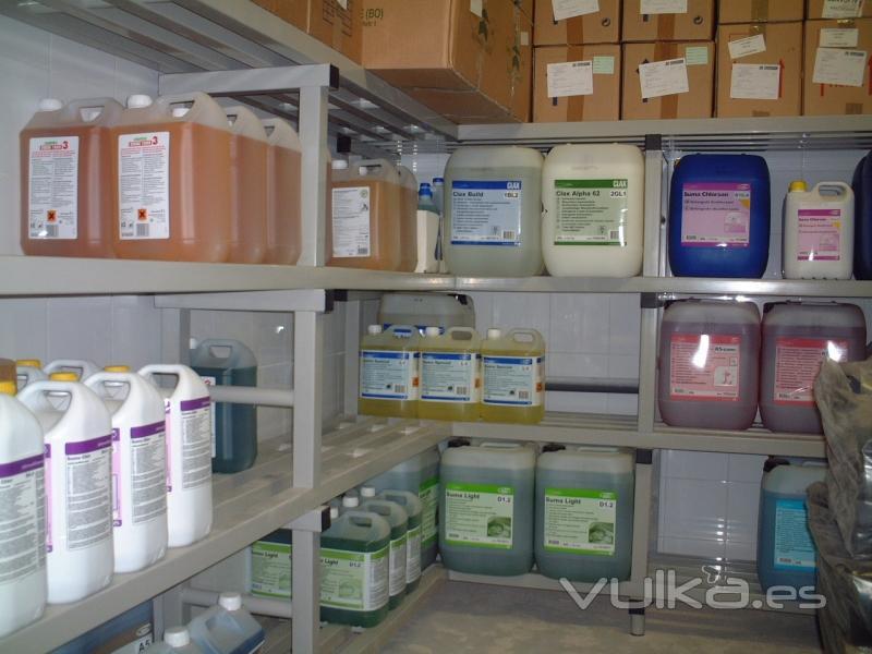 Foto Estanter 237 As Para Productos Qu 237 Micos