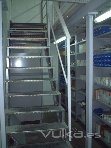 Foto escaleras met licas para altillos - Escaleras para altillos ...