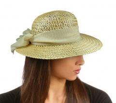Sombrero verano color natural