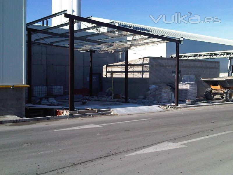 Obras integrales arilla for Saneamientos zaragoza