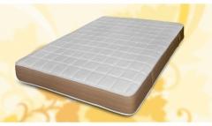 Carcasa de muelles ensacados independientes - Plancha de cms de viscoel�stica de 3 cms de grosor