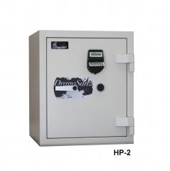 Caja fuerte modelo hp-2b en grado iv line, con cerradura retardo y bloqueo. producto certificádo