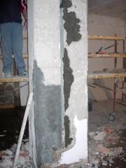 Reparaci�n de pilares