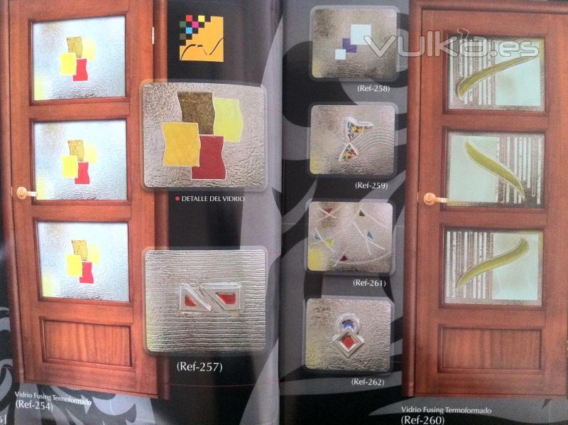 Foto cristales para puertas - Cristales translucidos para puertas ...