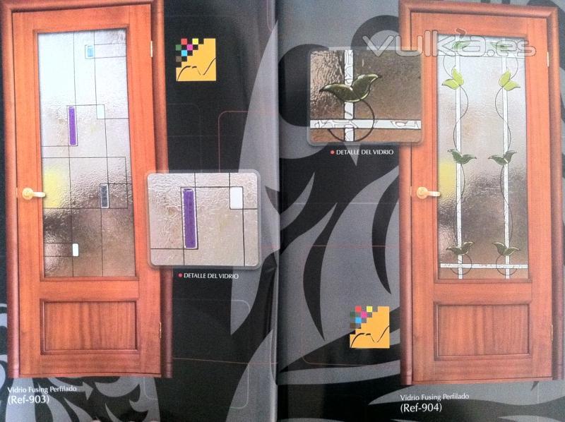 Foto cristales para puertas - Puertas de interior con cristales ...