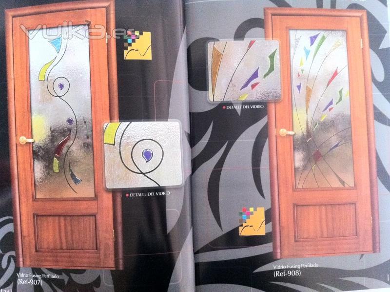 Cristales Decorativos Para Puertas De Interior. Perfect Simple ...