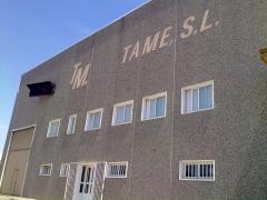 Encofrados TAME,S.L. Fabricantes de encofrados. Venta de sistemas de encofrado.
