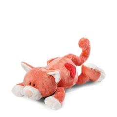 Nici love cat lying peluche 20