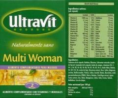 Multiwoman Ultravit