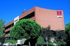 Edificio de tea-cegos en madrid