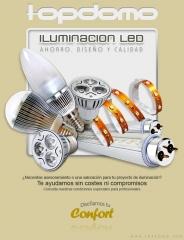 ¿quieres conocer nuestro catálogo-tarifa 2011 de iluminación led? escríbenos: info@topdomo.com