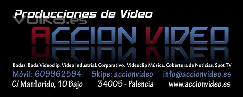 Tarjeta Acción Vídeo