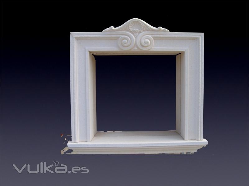 Foto molduras para ventanas - Constructoras elche ...