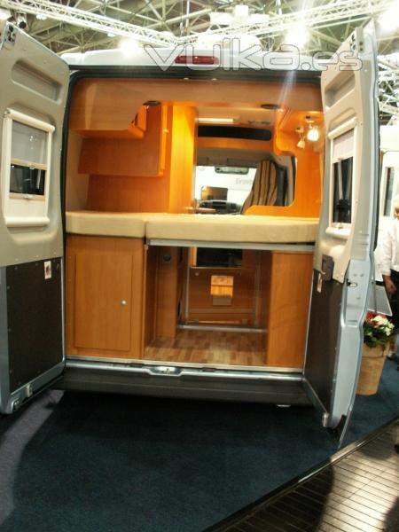 Foto accesorios para furgonetas camper cocinas camping - Muebles para camperizar furgonetas ...