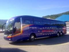 Nuevo Sunsundegui 15m, EuroRider C-45 para 70 pasajeros