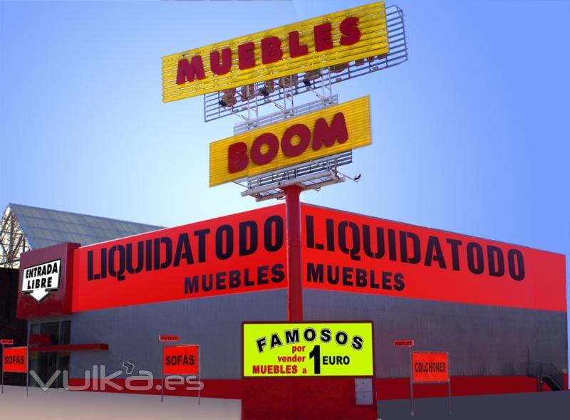 Muebles boom for Muebles boom madrid