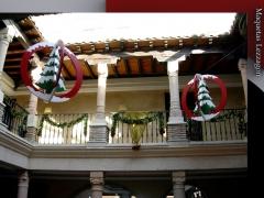 Decoraci�n de navidad