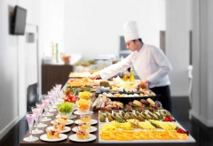 Desayuno hotel primus valencia